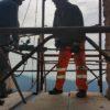 Perforazioni esterne prospetto sud-est 01