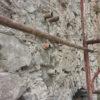 Perforazioni esterne prospetto sud-est 04